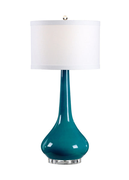 FLORENCE LAMP - TURQUOISE