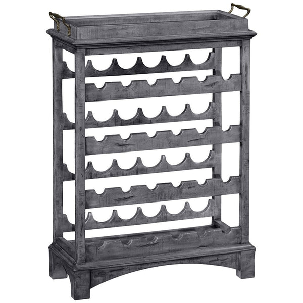 Casually Country Four-Tier Wine Shelf - GDH | The decorators department Store