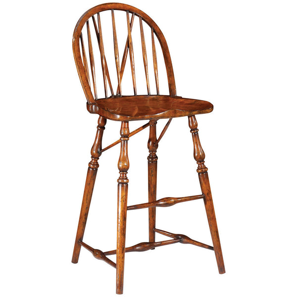 Windsor Style Barstool - GDH | The decorators department Store