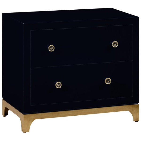 Alexander Julian Low Chest | Brtish Navy - GDH | The decorators department Store