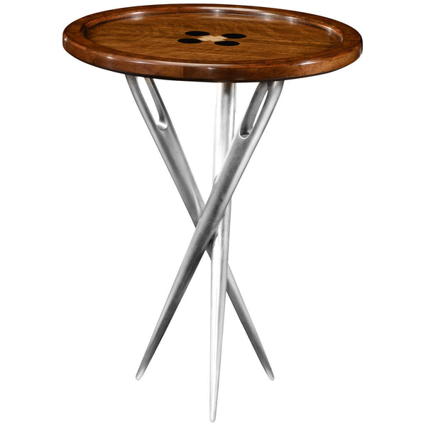 """Cute As A Button"" Side Table - GDH 