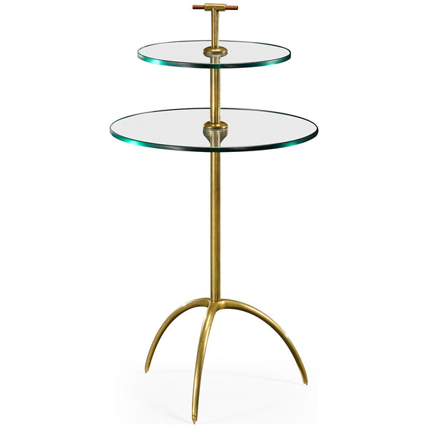 Jonathan Charles Drinks Table - GDH | The decorators department Store