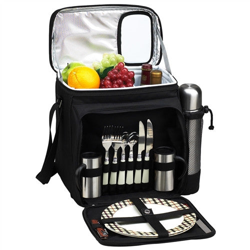 Picnic Cooler for Two with Coffee Service - GDH | The decorators department Store