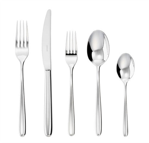 Sambonet Hannah Silverplate 5 Piece Place Setting - GDH | The decorators department Store