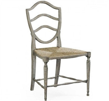William Yeoward | Bodiam Side Chair | Grey Oak - GDH | The decorators department Store