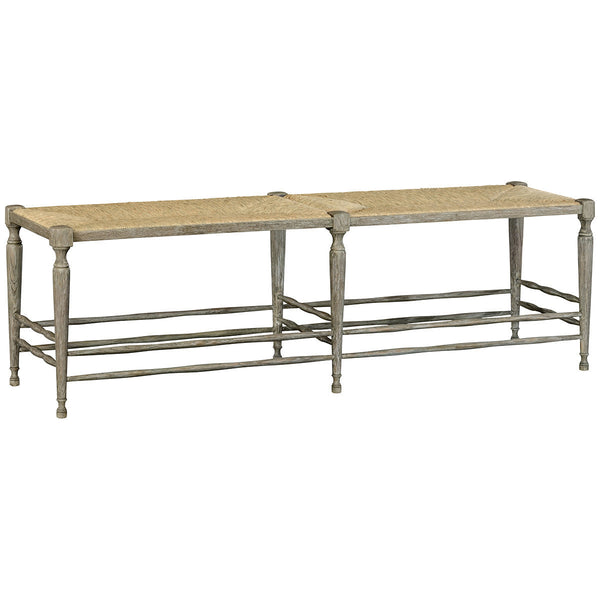Bodiam Bench by William Yeoward - GDH | The decorators department Store