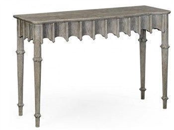 William Yeoward | Artaross Console Table | Grey Oak - GDH | The decorators department Store