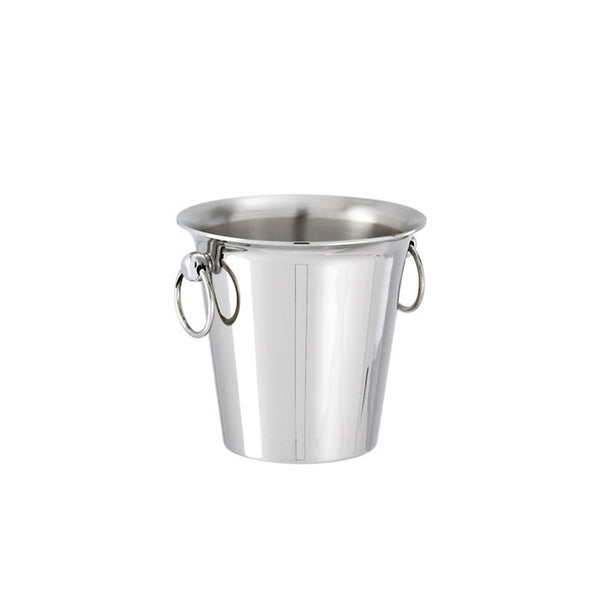 Sambonet Elite Stainless Steel Ice bucket - GDH | The decorators department Store