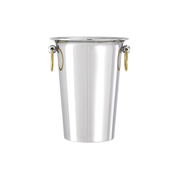 Sambonet Elite Stainless Steel White wine cooler - GDH | The decorators department Store