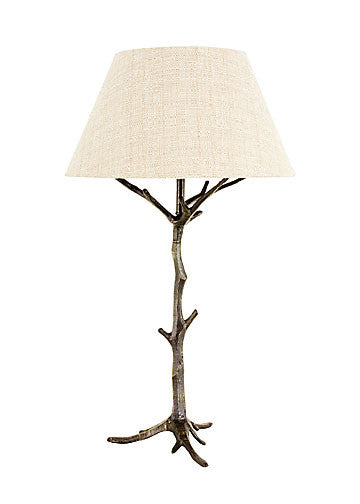 Sprig's Promise Table Lamp | Bronze
