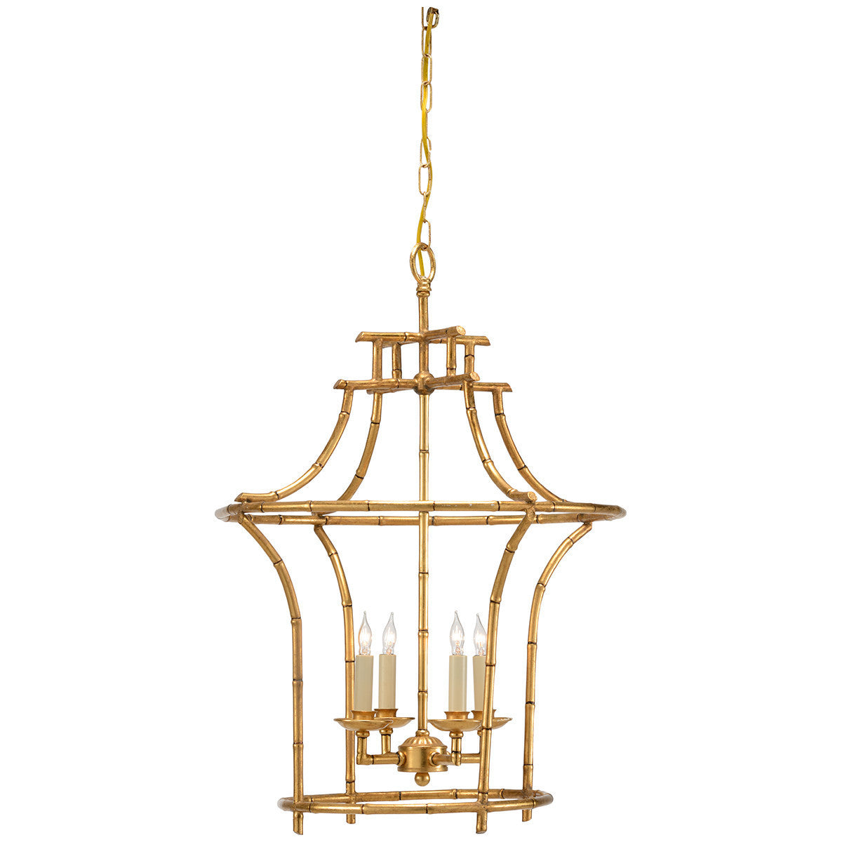 Ceiling lights gore dean home bamboo antique gold chandelier gdh the decorators department store arubaitofo Image collections