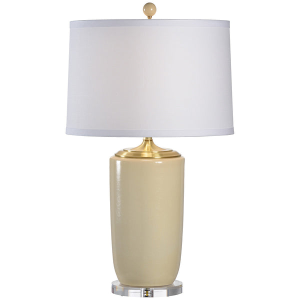 Chelsea House Large Beige Vase Lamp - GDH | The decorators department Store
