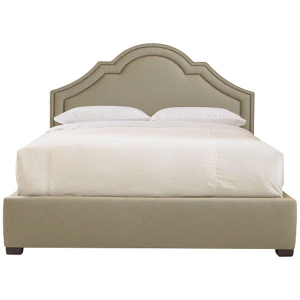 Madison Crown Top Bed - GDH | The decorators department Store - 1