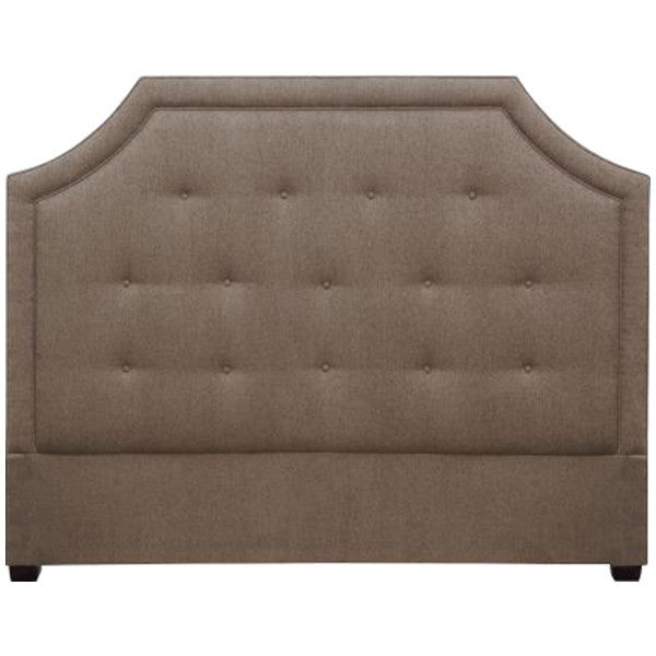 Sophia Crested Headboard - GDH | The decorators department Store