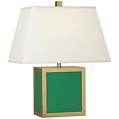 Jonathan Adler Barcelona Accent Table Lamp | Green