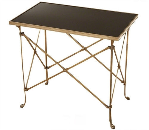 Rectangular Directoire Table | Global Views - GDH | The decorators department Store