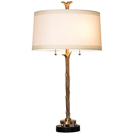 Global Views Organic Table Lamp