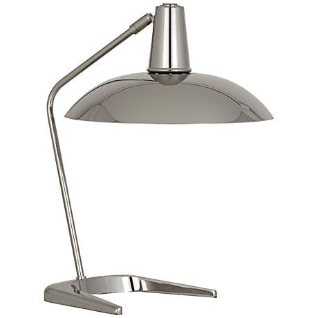Enterprise Table Lamp | Nickel
