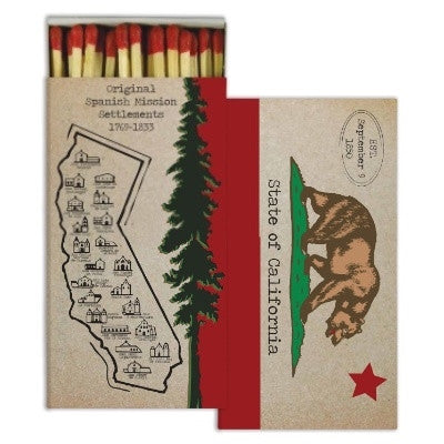 Matches - California -  Set of 7 - GDH | The decorators department Store