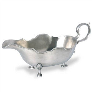 Match Pewter Gallic Gravy Boat - GDH | The decorators department Store - 1