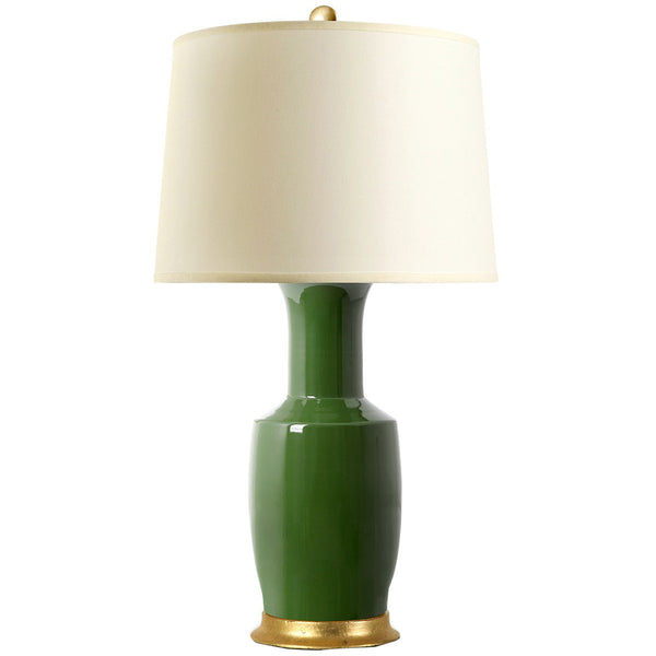 Bungalow 5 Alia Lamp | Dark Green