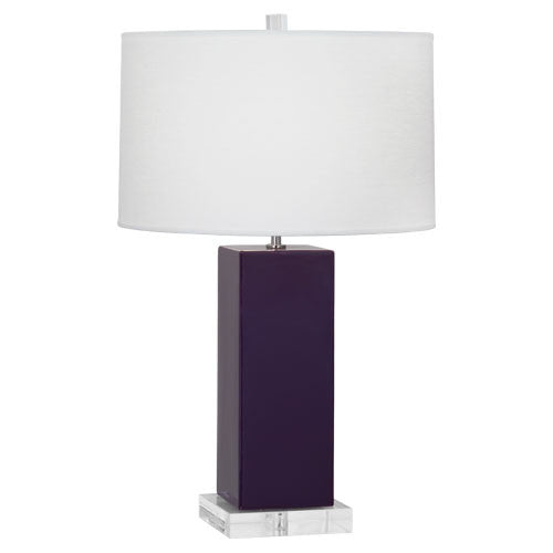 Harvey Table Lamp | Amethyst