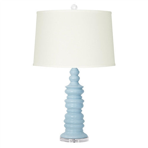 Aurora Lamp Blue by Bungalow 5 - GDH | The decorators department Store