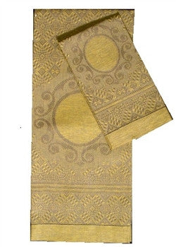 medaglione-rustica-linen-guest-towel - GDH | The decorators department Store