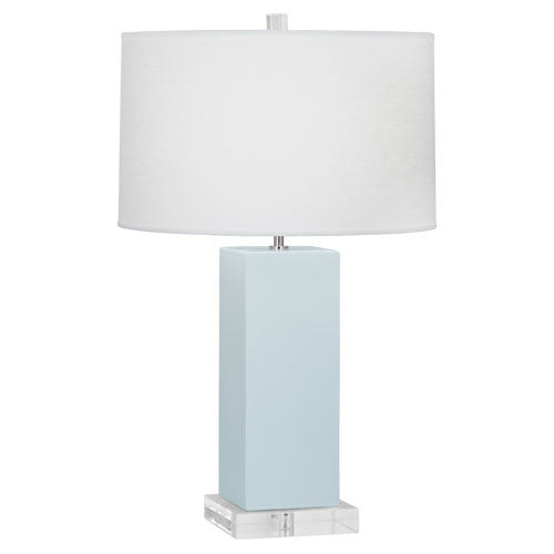 Harvey Table Lamp | Baby Blue
