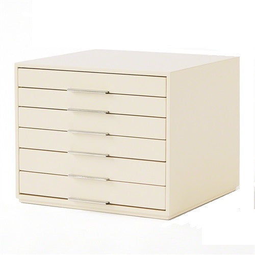 Chic Stack Organizer-Ivory - GDH | The decorators department Store