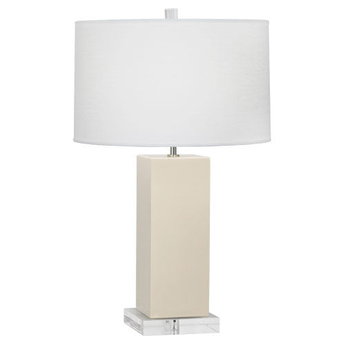 Harvey Table Lamp | Bone