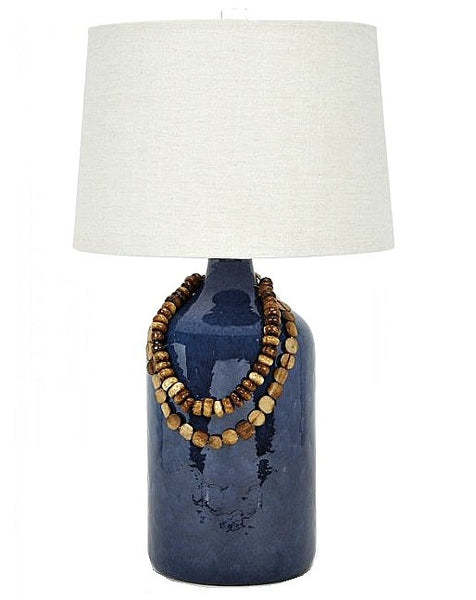 Beach House Jug Lamp