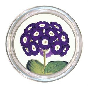 Floral Coaster  | Purple - GDH | The decorators department Store