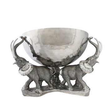 Elephant Trio Ice/Punch Tub - GDH | The decorators department Store