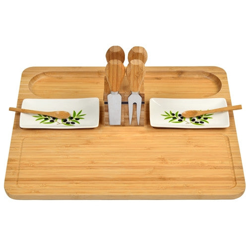 Sherborne Cheese Board Set - GDH | The decorators department Store
