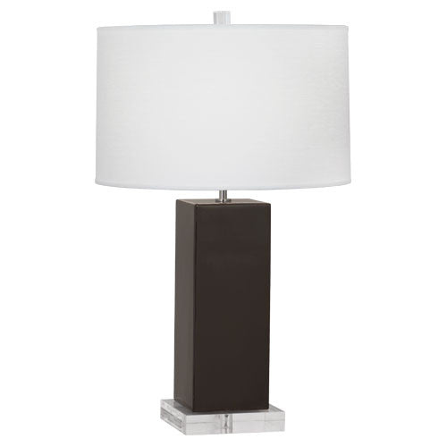 Harvey Table Lamp | Coffee