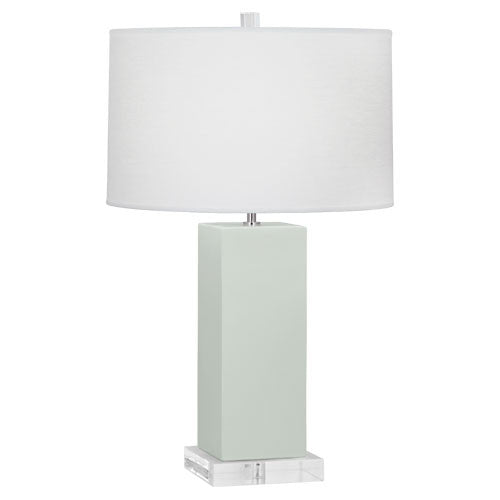 Harvey Table Lamp | Celadon