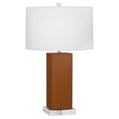 Harvey Table Lamp | Cinnamon