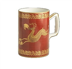 Mottahedeh Leaping Reindeer Mug - GDH | The decorators department Store