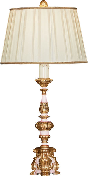 Arielle Rose Couture Table Lamp
