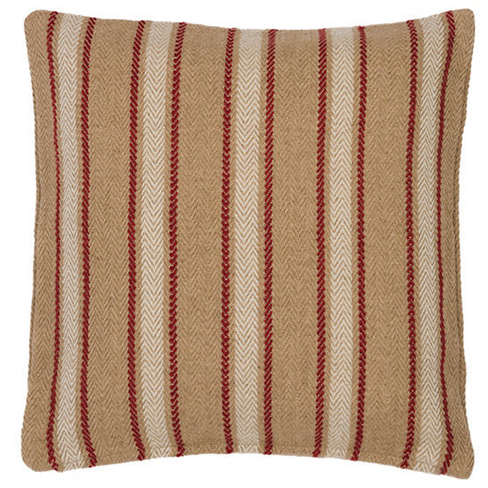Cambridge Red Indoor/Outdoor Pillow - GDH | The decorators department Store