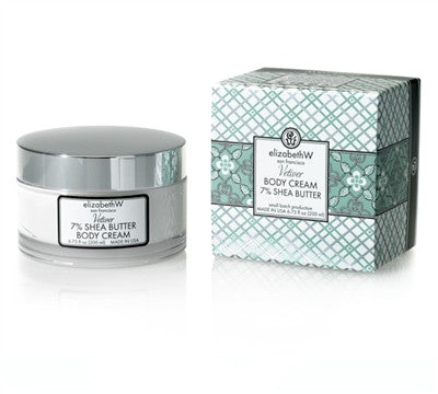 Vetiver Body Cream - GDH | The decorators department Store
