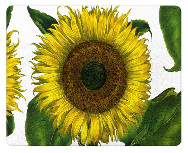 Besler Sunflower Glass Cutting Board