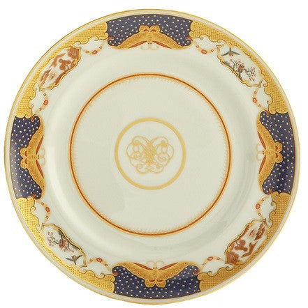 Mottahedeh Golden Butterfly Dinnerware Collection - GDH | The decorators department Store - 1