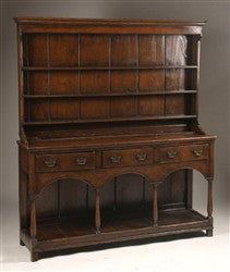 Antique Welsh Cupboard - GDH | The decorators department Store
