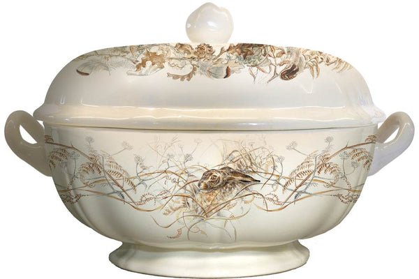 Sologne Soup Tureen / Covered Vegetable