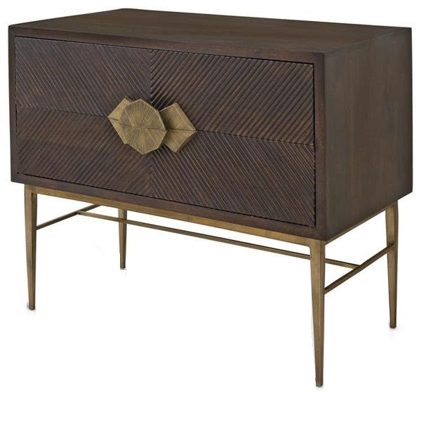 Galapagos Two Drawer Chest