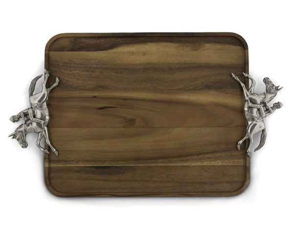 Derby Wood Tray