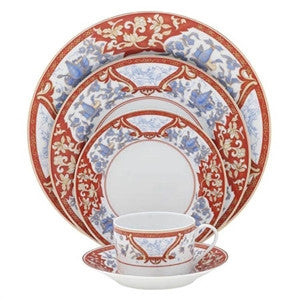 Imari Rouge by Haviland - GDH | The decorators department Store