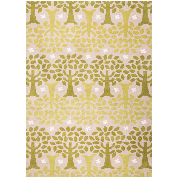 Petit Collage Trees Rug - GDH | The decorators department Store